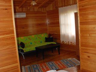Özge Hotel & Bungalow Salones de estilo moderno