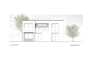 Neubauobjekt in Bad Homburg Architekturbüro Pieper-Ballenberger Moderne Häuser