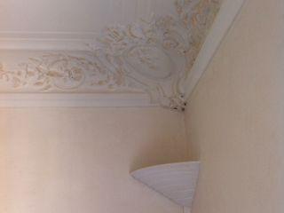 Stuc contemporain, effet marbré AR Decor - Peinture de décoration Salon original