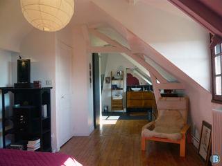 Batbau'bio Classic style bedroom