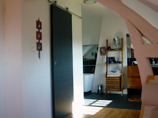 Batbau'bio Classic style corridor, hallway and stairs