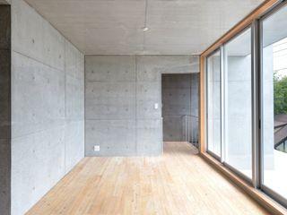 市原忍建築設計事務所 / Shinobu Ichihara Architects Modern dining room