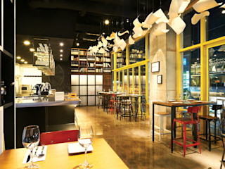 [DesigN m4]_식음공간 인테리어_BENJAMIN6 Design m4 레스토랑