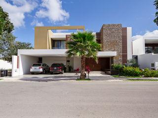 Casa Manantiales Enrique Cabrera Arquitecto Casas modernas