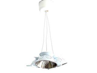 Lampe suspension trio mini passoires Chez V-Renise CuisineEclairage