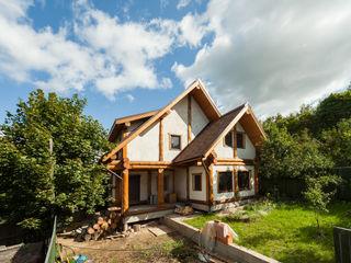 Smart Wood Rustikale Häuser