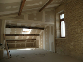 Rénovation immeuble AGENCE D'ARCHITECTURE BRAYER-HUGON