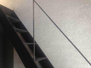 DPd Delogu Pettini Architetti Associati Colonial corridor, hallway & stairs