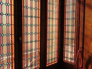 LE RENOUVEAU D'UN VITRAIL Verre et Vitrail Balcon, Veranda & TerrasseAccessoires & décorations
