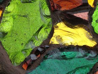 SCULPTURE EN DALLE DE VERRE Verre et Vitrail ArtSculptures