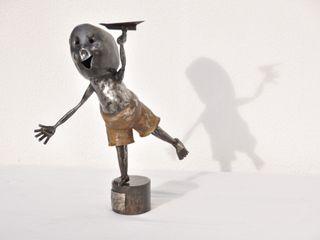 ANTONIO SERON BLASCO Kunst Sculpturen