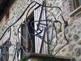 ANTONIO SERON BLASCO Balkon, veranda & terrasMeubels