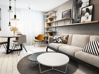 razoo-architekci Living room