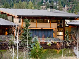 Hangman Valley Residence Uptic Studios Moderne Häuser