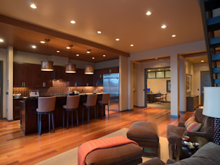 Upper Falls Condos Uptic Studios Moderne Küchen