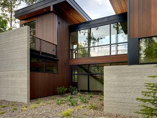 Park Lane Residence Uptic Studios Moderne Häuser