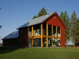 Palouse Residence Uptic Studios Moderne Häuser