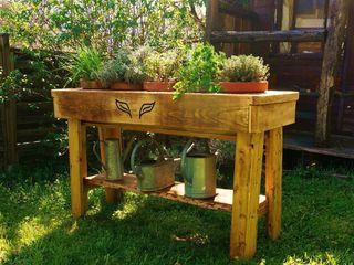 Jardin boheme JardínPlantas y flores