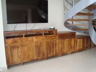 FLO Arte y Diseño Living roomTV stands & cabinets