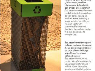 ECO.SEPET Yasemin Artut DESIGN STUDIO Interior landscaping