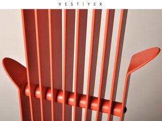VESTREE Yasemin Artut DESIGN STUDIO Interior landscaping