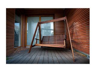 Meble Gdańskie - Zbigniew Żurawski Balconies, verandas & terraces Furniture