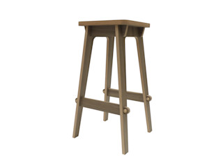 Timor Bar Stool SOAP designs KitchenTables & chairs