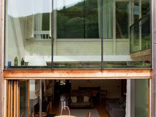 Un Y Berllan CRSH Architecture and Energy Casas modernas