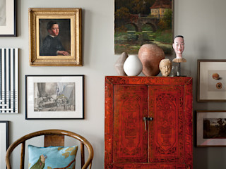 Gisbert Pöppler Architektur Interieur 客廳餐具櫃