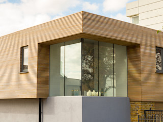 The Cedar House The Chase Architecture Moderne huizen