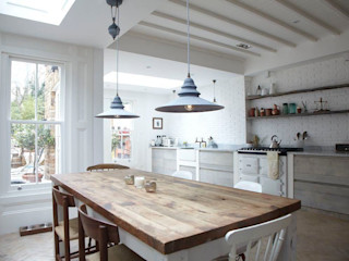 Rear Extension Oakman Modern dining room