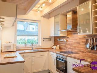 """Home Staging einer """"jungen"""" Doppelhaushälfte MK ImmoPromotion Landhaus Küchen"""