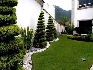 InGarden Minimalist style garden