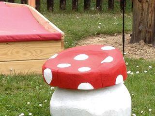 Sitzgelegenheiten für die Kleinen Holzwerkerin Eving GartenMöbel