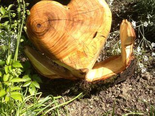 Herzlichst.. Holzwerkerin Eving GartenAccessoires und Dekoration