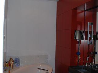 Nasszelle ade Stammer Innenarchitektur Moderne Badezimmer