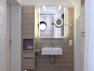 Aus Zwei mach Eins Stammer Innenarchitektur Moderne Badezimmer