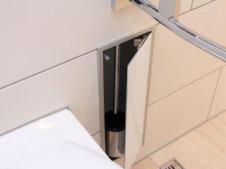 Aus Zwei mach Eins Stammer Innenarchitektur BadezimmerToiletten