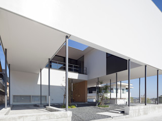 松本匡弘建築設計事務所 Modern houses