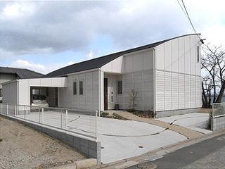 アトリエ優 一級建築士事務所 Casas eclécticas