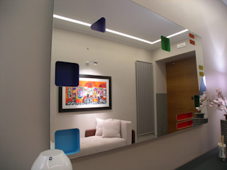 Alfonso D'errico Architetto Gang, hal & trappenhuisOpbergen