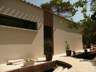 Maison A. AGENCE D'ARCHITECTURE BRAYER-HUGON Maisons modernes