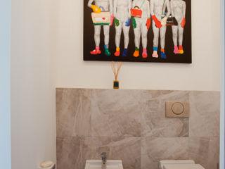 Дизайн-студия интерьера 'ART-B.O.s' حمام
