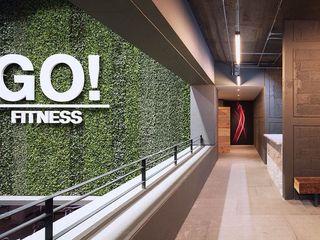 GreenSmart Go Fitness GreenSmart Oficinas y tiendas