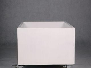 "White toy box ""Mini Mal"" NOBOBOBO Nursery/kid's roomStorage"