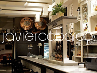 JAVIER CABARCOS Classic bars & clubs