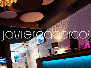 JAVIER CABARCOS Mediterranean style bars & clubs