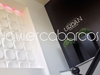 JAVIER CABARCOS Modern bars & clubs