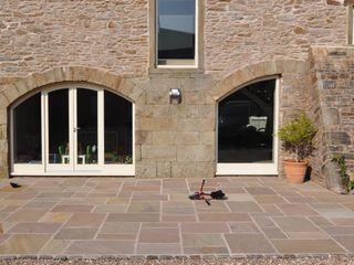 BIRCHENCLIFFE FARM E2 Architecture + Interiors Casas de estilo rural