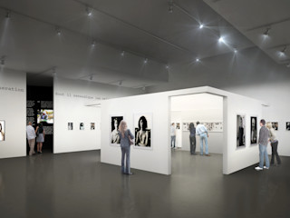 Exhibition Sebastien Rigaill 3D Visualiser Event venues